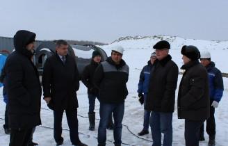 В Дрожжаном откроют завод по переработке цеолита